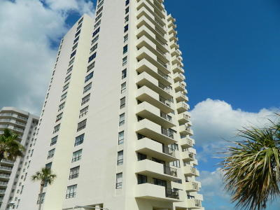 Daytona Beach Shores Condo/Townhouse For Sale: 2987 S Atlantic Avenue #1803