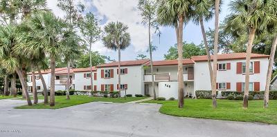 Daytona Beach Condo/Townhouse For Sale: 348 Bob White Court #119I