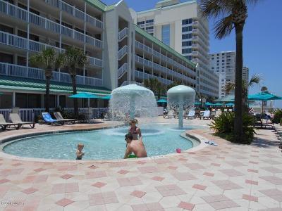 Daytona Beach Condo/Townhouse For Sale: 2700 N Atlantic Avenue #354