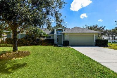 Port Orange Single Family Home For Sale: 1740 Spottswoode Court