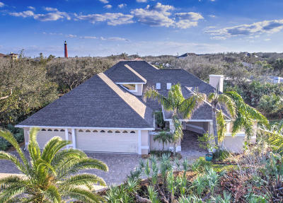 Ponce Inlet Single Family Home For Sale: 45 Coastal Oaks Circle
