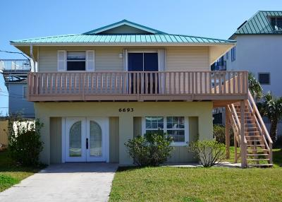 New Smyrna Beach Single Family Home For Sale: 6693 Engram Road