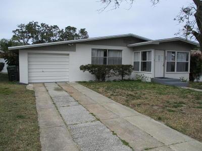 Daytona Beach Single Family Home For Sale: 321 Seaview Avenue