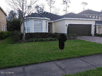 Daytona Beach Single Family Home For Sale: 425 Champion Ridge Drive