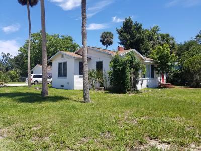 Daytona Beach Multi Family Home For Sale: 1035 Daytona Avenue