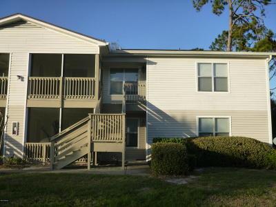 South Daytona Condo/Townhouse For Sale: 1600 Big Tree Road #L2