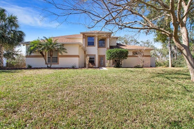 Ormond Beach Single Family Home For Sale: 4006 Dakota Circle
