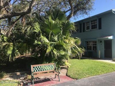 New Smyrna Beach Single Family Home For Sale: 101 N Pine Street #9