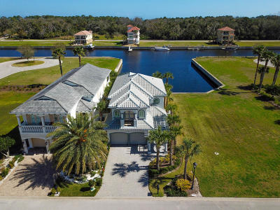 Palm Coast Single Family Home For Sale: 281 Yacht Harbor Drive
