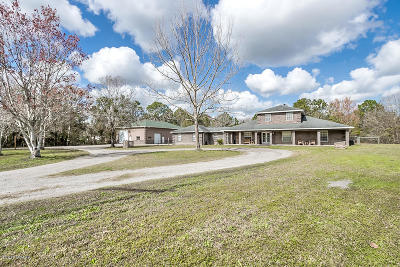 Port Orange Single Family Home For Sale: 1968 Old Daytona Road