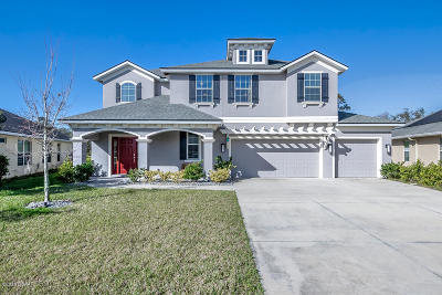 Port Orange Single Family Home For Sale: 1811 Creekwater Boulevard