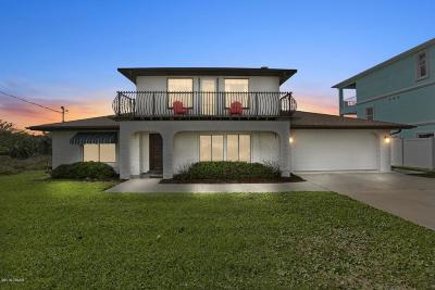 Ponce Inlet Single Family Home For Sale: 4718 S Atlantic Avenue