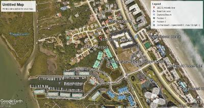 Ponce Inlet Residential Lots & Land For Sale: 4570 S Peninsula Drive