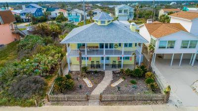 Flagler Beach Single Family Home For Sale: 2660 S Ocean Shore Boulevard