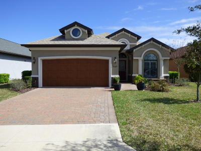 Ormond Beach Single Family Home For Sale: 3169 Connemara Drive