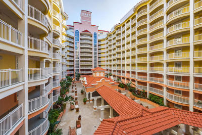 Palm Coast Condo/Townhouse For Sale: 200 Ocean Crest Drive #803N
