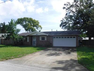 South Daytona Single Family Home For Sale: 1619 Lockhart Street
