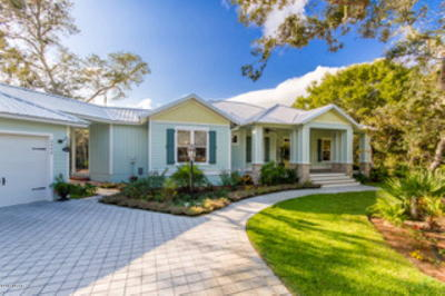 New Smyrna Beach Single Family Home For Sale: 2666 Old Smyrna Trail