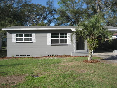 Deland Single Family Home For Sale: 715 W Hogle Avenue