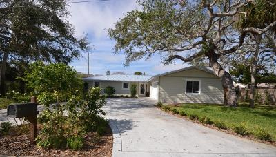 New Smyrna Beach Single Family Home For Sale: 802 Oakview Drive