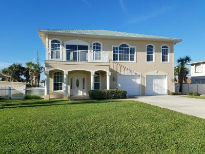 New Smyrna Beach Single Family Home For Sale: 4708 Van Kleeck Drive