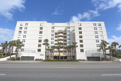 Ormond Beach Condo/Townhouse For Sale: 395 S Atlantic Avenue #2040