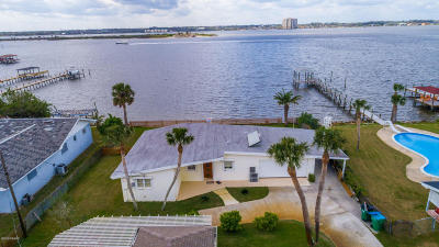 Daytona Beach Single Family Home For Sale: 3134 S Peninsula Drive