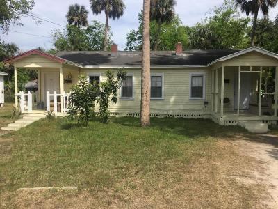 Volusia County Multi Family Home For Sale: 731 Florence Street