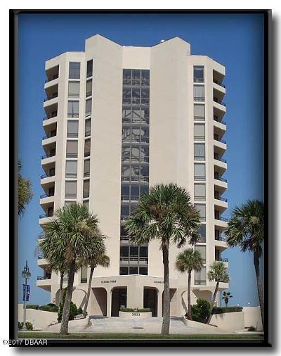 Daytona Beach Shores Condo/Townhouse For Sale: 3023 S Atlantic Avenue #2070