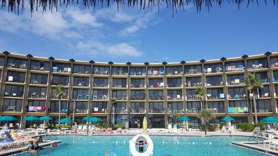 Daytona Beach Shores Condo/Townhouse For Sale: 2301 S Atlantic Avenue #214
