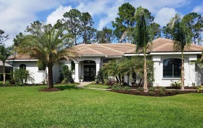 Port Orange Single Family Home For Sale: 2725 Autumn Leaves Drive