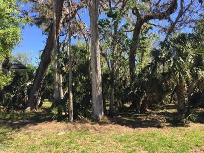 Sugar Mill Plantation Residential Lots & Land For Sale: Audubon Lane