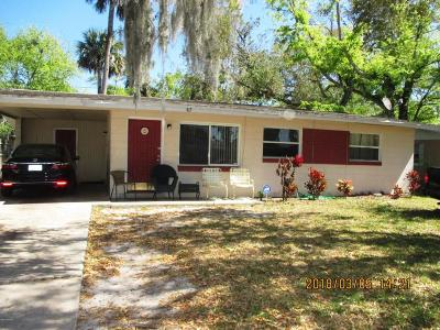 Volusia County Single Family Home For Sale: 417 Margie Lane