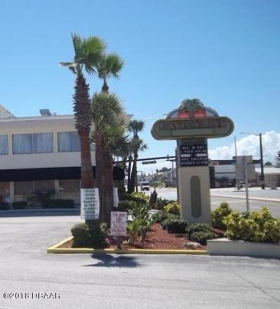 Daytona Beach Condo/Townhouse For Sale: 219 S Atlantic Avenue #107