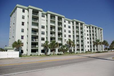 Daytona Beach Shores Condo/Townhouse For Sale: 3800 S Atlantic Avenue #1050