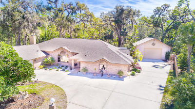 Ormond Beach Single Family Home For Sale: 3925 Kiowa Lane