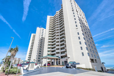 Daytona Beach Condo/Townhouse For Sale: 3311 S Atlantic Avenue #502