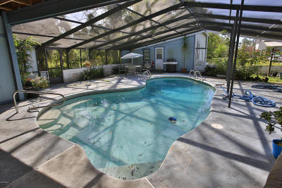 New Smyrna Beach Single Family Home For Sale: 3754 State Road 44