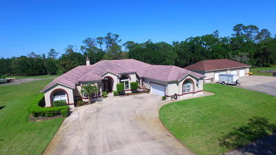 Ormond Beach Single Family Home For Sale: 491 Leeway Trail