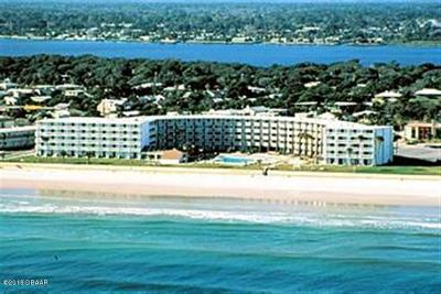 Daytona Beach Shores Condo/Townhouse For Sale: 2301 S Atlantic Avenue #301