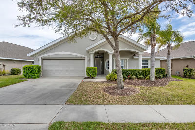 Port Orange Single Family Home For Sale: 1740 Weeping Elm Circle