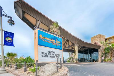 Daytona Beach Shores Condo/Townhouse For Sale: 2301 S Atlantic Avenue #243