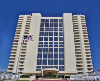Daytona Beach Shores Condo/Townhouse For Sale: 2545 S Atlantic Avenue #104