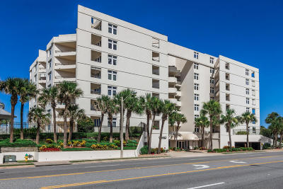 Ormond Beach Condo/Townhouse For Sale: 395 S Atlantic Avenue #2080
