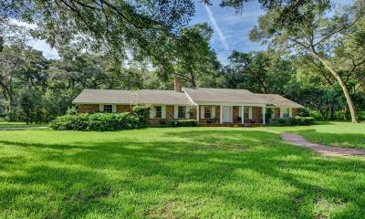 Deland Single Family Home For Sale: 3775 Golden Hills Boulevard