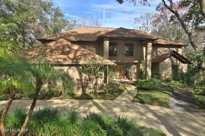 Ormond Beach Single Family Home For Sale: 37 Shadowcreek Way