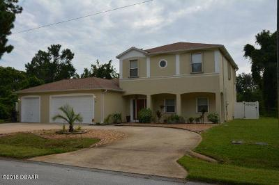 Palm Coast Single Family Home For Sale: 91 Persimmon Drive