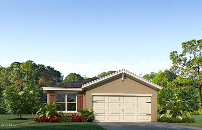 Volusia County Attached For Sale: 2806 Taton