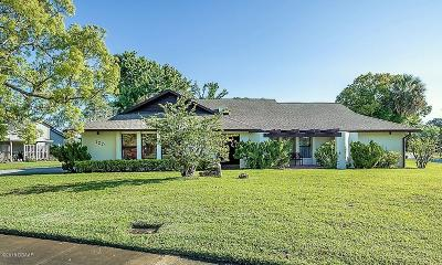 Volusia County Single Family Home For Sale: 120 Peachtree Circle