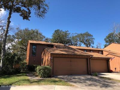 Volusia County Attached For Sale: 20 Park Terrace